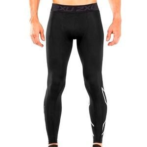 2XU Compression Tights Black Small NEW with tags